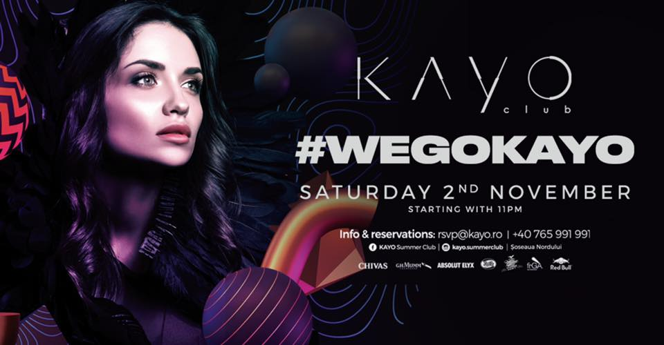 #wegoKAYO on Saturdays