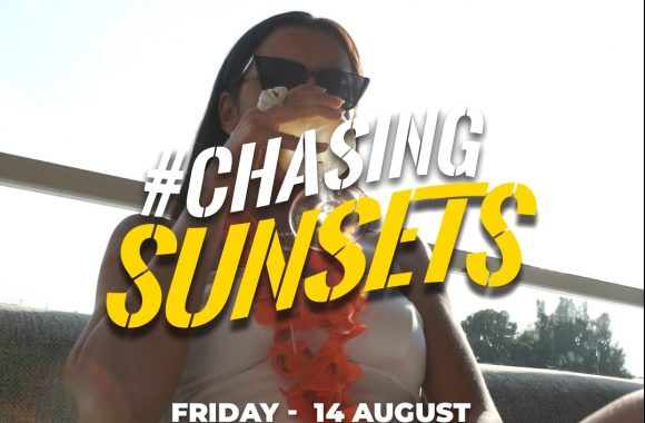 #CHASING SUNSETS
